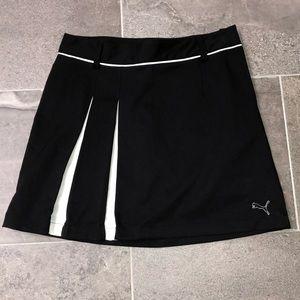 Women's Puma Golf Skort, Size 0